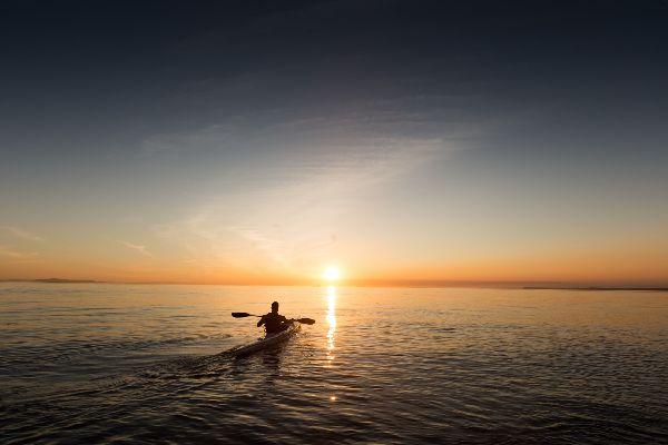 Little Egg Harbor sunset kayaking