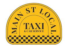 Main Street Taxi Logo